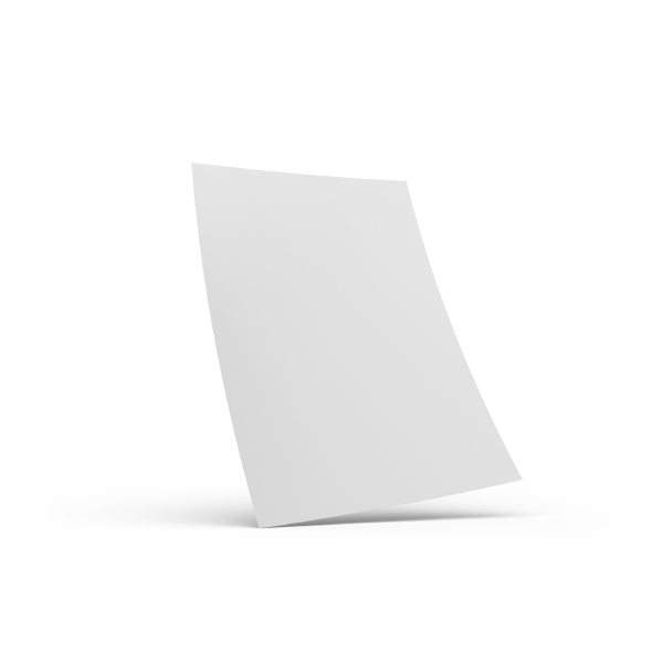 กระดาษปอนด์ขาว