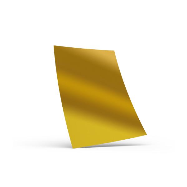 กระดาษเมทัลลิคสีทอง
