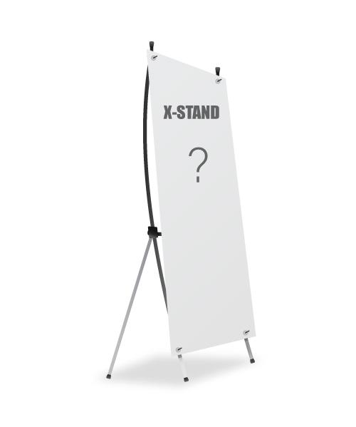สั่งซื้อx-stand ขนาดพิเศษ